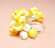 Flower Ring Jewelry - Ring by Gorean Olga