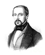Triad Prints - Rudolph Virchow, German Polymath Print by Science Source