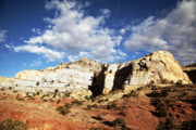 San Rafael Swell Framed Prints - San Rafael Swell Framed Print by Mark Smith