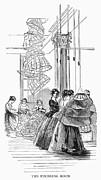 Skirt Factory, 1859 Print by Granger