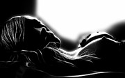 Nude Digital Art - Sleeping Beauty by Stefan Kuhn