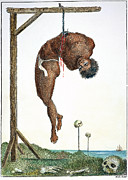 J.g Prints - Surinam: Punishment, 1796 Print by Granger