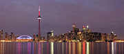 Beautiful Cities Photo Prints - The City of Toronto Print by Oleksiy Maksymenko