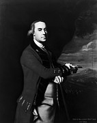 Colonial Man Framed Prints - Thomas Gage (1721-1787) Framed Print by Granger