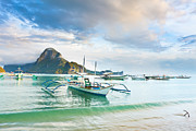El-nido Prints - Tropical lagoon Print by MotHaiBaPhoto Prints