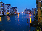 Costume Shop Framed Prints - Venice Italy Fine Art Print Framed Print by Ian Stevenson