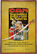 Anti German Prints - World War I: U.s. Poster Print by Granger