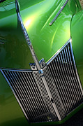 Stock Photo Digital Art - 40 Ford - Grill Detail-8618 by Gary Gingrich Galleries