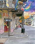 New Orleans Drawings - 41 by John Boles
