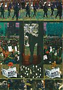 Protest Mixed Media Prints - 41 Shots Print by Harris Wiltsher