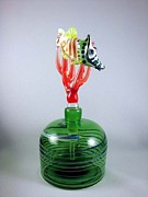 Marine Glass Art - Www.australianartglass.com by Laurie Young
