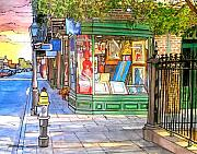 New Orleans Pastels Prints - 44 Print by John Boles