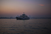Ferry Photos - Venezia by Joana Kruse