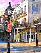 Mardi Gras Drawings Framed Prints - 46 Framed Print by John Boles