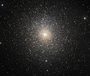 Space Exploration Art - 47 Tucanae Ngc104, Globular Cluster by Robert Gendler