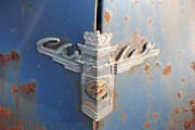 48 Chrysler Hood Emblem Print by Gordon H Rohrbaugh Jr