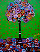 Tree Of Life Posters - Tree Of Life Poster by Pristine Cartera Turkus