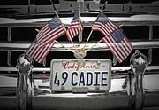 Gwyn Newcombe - 49 Caddy