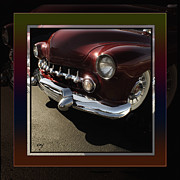 Mercury Framed Prints Posters Prints - 49 Merc - Metal Frame Recommended Print by Curt Johnson
