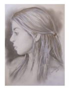 Graphite Drawings Originals Art - 4evercrispin Tutorial Drawings by Crispin  Delgado