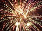 Holidays Celebration - 4th of July Fireworks by Joe Carini - Printscapes
