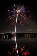 4th Of July Print by Lone  Dakota Photography