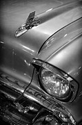 57 Photos - 1957 Chevrolet Bel Air by David Patterson