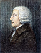 Robert Adam Posters - Adam Smith (1723-1790) Poster by Granger
