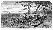 Slave Trade Framed Prints - Africa: Slave Trade Framed Print by Granger