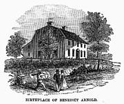 Benedict Arnold (1741-1801) Print by Granger