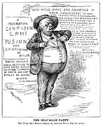 Benjamin Butler (1818-1893) Print by Granger