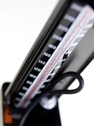 Check Up Prints - Blood Pressure Gauge Print by Tek Image