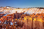 Pinnacle Overlook Prints - Bryce Canyon Print by Brian Jannsen
