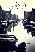 Waterways Prints - Burano Print by Joana Kruse