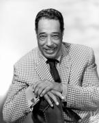 Cuff Framed Prints - Duke Ellington (1899-1974) Framed Print by Granger