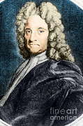 Halley Posters - Edmond Halley, English Polymath Poster by Science Source