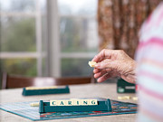 Board Game Posters - Geriatric Care Poster by Tek Image