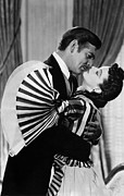 Civil War Photos - Gone With The Wind, 1939 by Granger