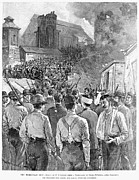 Suspenders Posters - Homestead Strike, 1892 Poster by Granger