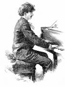 Ignace Jan Paderewski Print by Granger