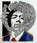 Ben Gormley - Jimi Hendrix