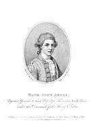 John Andre (1751-1780) Print by Granger