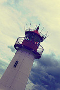 White Lighthouse.light Photos - Lighthouse by Joana Kruse