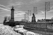 Backlight Prints - Lindau Print by Joana Kruse