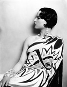 Ethnic Print Framed Prints - Louise Brooks, Ca. Late 1920s Framed Print by Everett