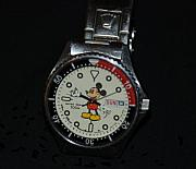 Mouse Digital Art Originals - Mickey Mouse Watch by Rob Hans