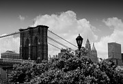 Brooklyn Bridge Prints - Nyc Print by Eric Ferrar