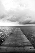 Sort Prints - Pier Print by Falko Follert