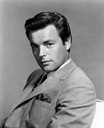 Robert Wagner, 1950s Print by Everett