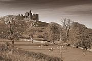 Ruins Photos - Rock of Cashel by John Quinn